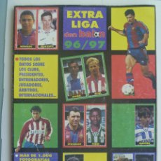 Coleccionismo deportivo: DON BALON : EXTRA LIGA 1996 / 97 .. Lote 149012702