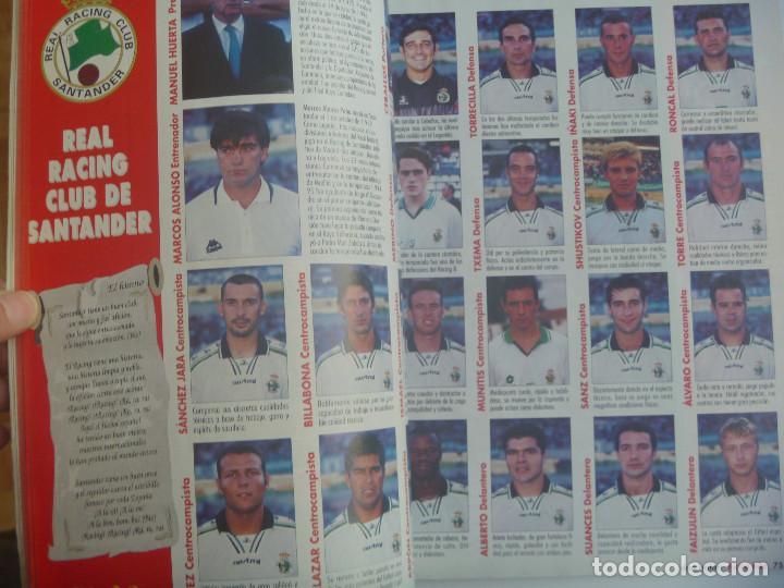 Coleccionismo deportivo: DON BALON : EXTRA LIGA 1996 / 97 . - Foto 3 - 149012702
