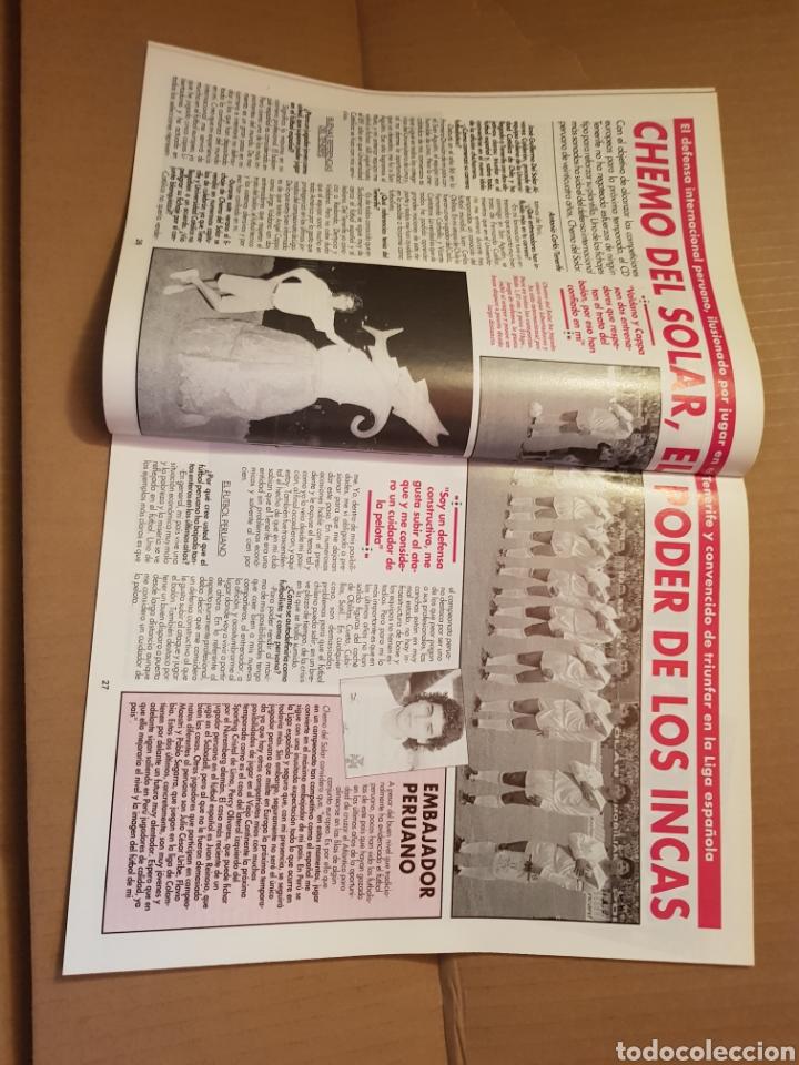 Coleccionismo deportivo: DON BALON 875 ZALAZAR ALBACETE BARCELONA 92 ESPAÑA VS COLOMBIA EGIPTO QATAR PRESENTACION REAL MADRID - Foto 2 - 130511822