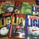 Coleccionismo deportivo: LOTE 9 GUÍAS MARCA Y AS DISTINTOS AÑOS ( VER FOTOS ). Lote 149515706