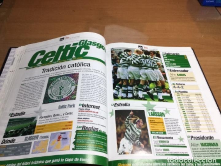 Coleccionismo deportivo: El libro de los campeones de Europa - Álbum de cromos - Foto 2 - 149537854