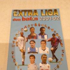 Coleccionismo deportivo: DON BALON. EXTRA LIGA 2001 2002.. Lote 149660294