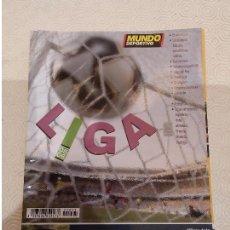 Coleccionismo deportivo: MUNDO DEPORTIVO. ESPECIAL LIGA 2005 2006. Lote 149674826