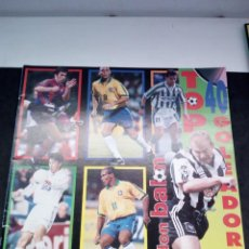 Coleccionismo deportivo: REVISTA DON BALON. ESPECIAL. TOP 40 GOLEADORES. . Lote 149744106