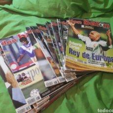 Coleccionismo deportivo: 25 NÚMEROS DON BALON 2002 MUCHOS CORRELATIVOS Y EN MUY BUEN ESTADO. Lote 150583701