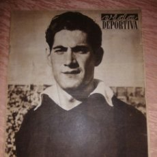 Coleccionismo deportivo: VIDA DEPORTIVA NUM. 352 DEL 09-06-1952. VER FOTOS. Lote 150798602