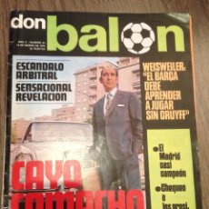 Coleccionismo deportivo: CRUYFF DONBALON WEISWEILER BUEN ESTADO.. Lote 150973446