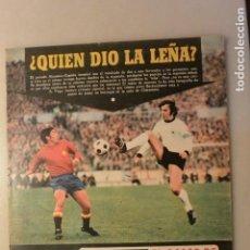 Collectionnisme sportif: REVISTA AS COLOR Nº 132. 1973 POSTER UD LAS PALMAS 1973/74. Lote 151056014