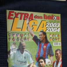 Coleccionismo deportivo: REVISTA, EXTRA DON BALON, LIGA 2003/2004, Nº 60 . Lote 151130334