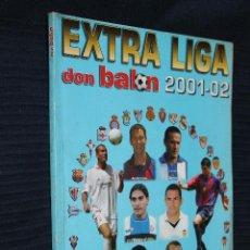 Coleccionismo deportivo: REVISTA, EXTRA DON BALON, EXRA LIGA 2001-02, Nº 55. Lote 151132982