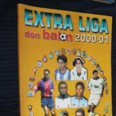 Coleccionismo deportivo: REVISTA, DON BALON, EXTRA LIGA, 2000-01, Nº 52. Lote 151134842