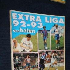 Coleccionismo deportivo: REVISTA, DON BALON, EXTRA LIGA92-93, Nº 23. Lote 151135330