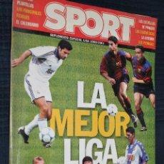 Coleccionismo deportivo: REVISTA, SPORT, , SUPLEMENTO ESPECIAL LIGA 2000/2001. Lote 151145834