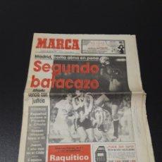 Coleccionismo deportivo: MARCA 5/04/1984. COPA R.MADRID,0 - BILBAO,1. BARCELONA,2 - LAS PALMAS,1.. Lote 151232706