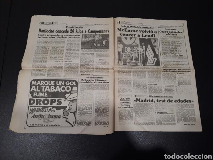 Coleccionismo deportivo: MARCA 5/04/1984. COPA R.MADRID,0 - BILBAO,1. BARCELONA,2 - LAS PALMAS,1. - Foto 13 - 151232706