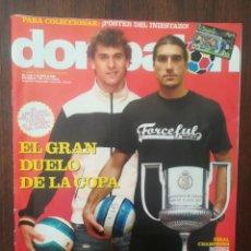 Coleccionismo deportivo: DON BALÓN N°1751. Lote 151359677