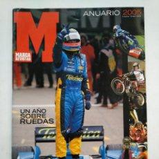 Coleccionismo deportivo: MARCA. ANUARIO 2005. ENERO DE 2006. TDKR17. Lote 152024918