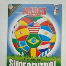 Coleccionismo deportivo: MARCA. GUIA DEL MUNDIA DE USA 94'. COPA DEL MUNDO DE FUTBOL DE 1994 ESTADOS UNIDOS. TDKR17. Lote 152025738