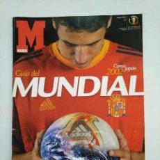 Coleccionismo deportivo: MARCA. GUIA DEL MUNDIAL DE COREA DEL SUR Y JAPON. AÑO 2002. TDKR17. Lote 152026038