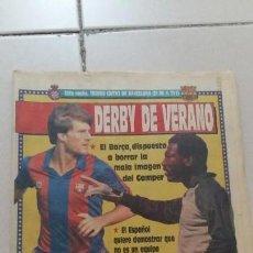 Coleccionismo deportivo: DIARIO SPORT. N 3523. 25 AGOSTO 1989. Lote 152089366