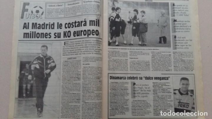 Coleccionismo deportivo: Diario Sport. N 5420. 08 Diciembre 1994 - Foto 2 - 152089826
