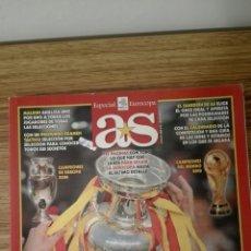Coleccionismo deportivo: GUÍA DE LA EUROCOPA POLONIA-UCRANIA 2012. AS. ÚNICO EN TC. Lote 152214014