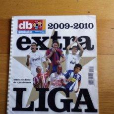 Coleccionismo deportivo: REVISTA DON BALON EXTRA LIGA Nº 117 2009 2010. Lote 152405014