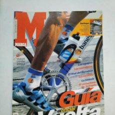 Coleccionismo deportivo: GUIA MARCA VUELTA A ESPAÑA 2002. TDKR46. Lote 152776394