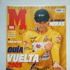 Coleccionismo deportivo: GUIA MARCA VUELTA A ESPAÑA 2002. TDKR46. Lote 152776618