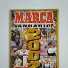 Coleccionismo deportivo: ANUARIO MARCA AÑO 2002. TDKR8. Lote 152788870