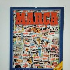 Coleccionismo deportivo: ANUARIO MARCA 1997 AGENDA DEL DEPORTE. TDKR8. Lote 152792502