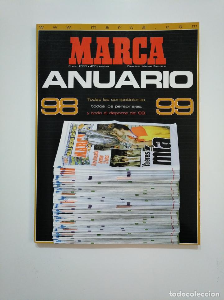 ANUARIO MARCA 1998 1999. 98 99. TDKR8 (Coleccionismo Deportivo - Revistas y Periódicos - Marca)