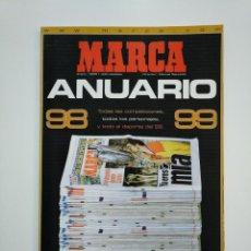 Coleccionismo deportivo: ANUARIO MARCA 1998 1999. 98 99. TDKR8. Lote 152793926