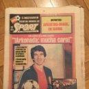 Coleccionismo deportivo: SPORT (27-6-1982) MUNDIAL FUTBOL ESPAÑA ARKONADA IRLANDA DEL NORTE AUSTRIA ALEMANIA MARADONA. Lote 153056854