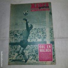 Coleccionismo deportivo: MARCA GRAFICO (7-5-1974). Lote 153476698