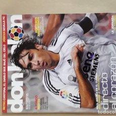 Coleccionismo deportivo: DON BALÓN,REVISTA N° 1619. Lote 153522174