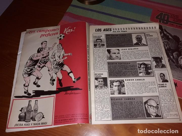 Coleccionismo deportivo: El Mundo Deportivo Noviembre 1968 Especial 40 años - Foto 2 - 153697786