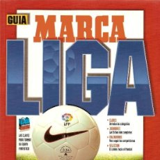 Coleccionismo deportivo: GUIA ANUARIO MARCA FUTBOL TEMPORADA TEMPORADA 96-97 ( 1996-1997 ) . Lote 154342250
