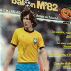 Coleccionismo deportivo: DON BALON MUNDIAL 82 EN 2 TOMOS ENCUADERNADOS - Nº 1 AL Nº 12 - . Lote 154912186