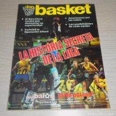 Coleccionismo deportivo: REVISTA DON BASKET EXTRA Nº 12 LA HISTORIA SECRETA DE LA LIGA 86 87. Lote 154932114