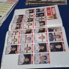 Coleccionismo deportivo: MINI POSTER DON BALON 1993 - 94 ( VALENCIA C.F. + FICHA DE LOS JUGADORES ) TEMPORADA 93 - 94 . Lote 155166954