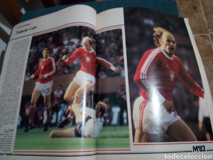 Coleccionismo deportivo: don balon m82 nº 5 mundial 82 - Foto 2 - 155578670