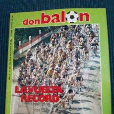 Coleccionismo deportivo: DON BALON N° 497. Lote 155585754