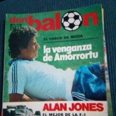 Coleccionismo deportivo: DON BALON N° 261. Lote 155586226