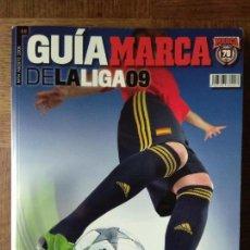 Coleccionismo deportivo: GUIA MARCA DE LA LIGA 2009 - 436 PGNAS. CON TODO EL FUTBOL DE LA TEMPORADA 2009/ 2010 -. Lote 155661734