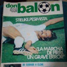 Coleccionismo deportivo: REVISTA DON BALÓN Nº 262, AÑO 1983. Lote 155700298