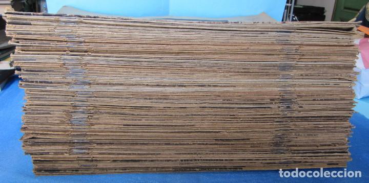 Coleccionismo deportivo: LOTE DE 165 EJEMPLARES DE VIDA DEPORTIVA ENTRE 1948 Y 1958. - Foto 8 - 156058286