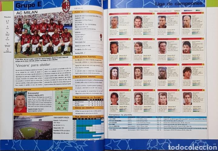 Coleccionismo deportivo: Revista Don Balón extra Copas Europeas 2005-2006. - Foto 2 - 156543345