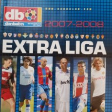 Coleccionismo deportivo: REVISTA DON BALÓN EXTRA LIGA 2007-2008. Lote 156545258