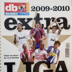 Coleccionismo deportivo: REVISTA DON BALÓN EXTRA LIGA 2009-2010. Lote 156545920